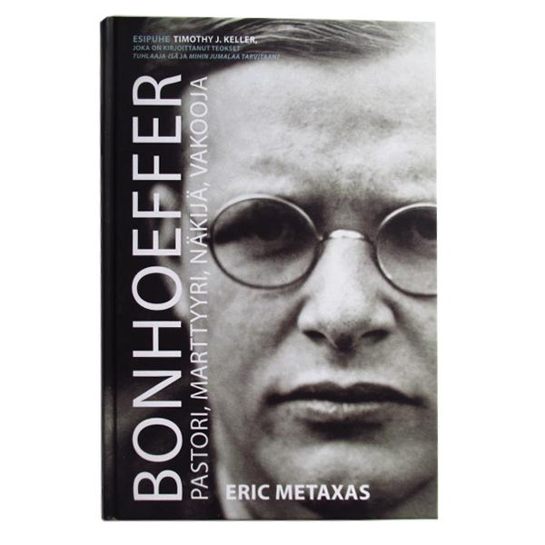 Bonhoeffer 49 € nyt vain 39 € (2 kpl)