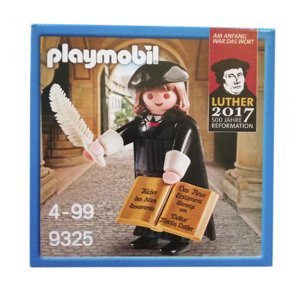 Luther playmobil 12 € (8 kpl)