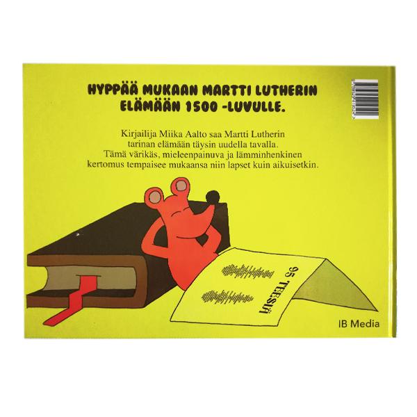 Minä Martti Luther 23€ 1 Miika Aalto - Mariannan KirjaMinä Martti Luther 23€ 1 Miika Aalto - Mariannan Kirja